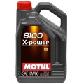Motul 8100 X-power 10W-60 4л