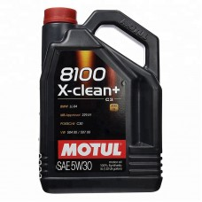 Motul 8100 Eco-clean+ 5W-30 5л