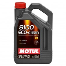 Motul 8100 Eco-clean 5W-30 5л